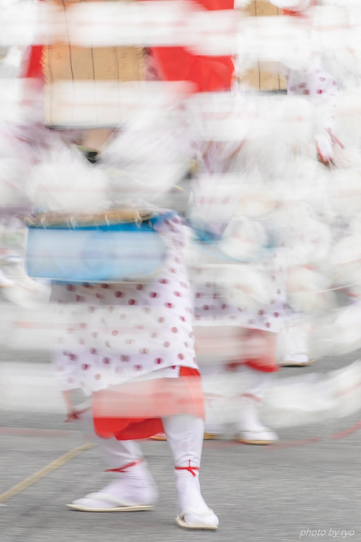 本地の花笠踊り 2019_1