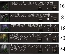 2019春イベ6日間ドロップ