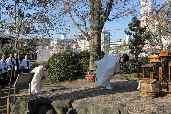磐瀬の杜 滝祭・放魚祭2