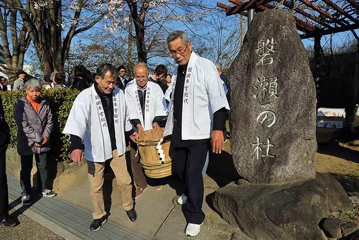 磐瀬の杜 滝祭・放魚祭3