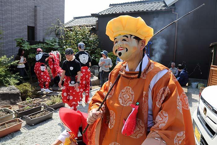 鴨都波神社 春祭り2