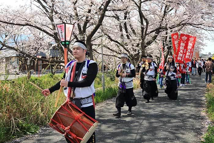 鴨都波神社 春祭り3