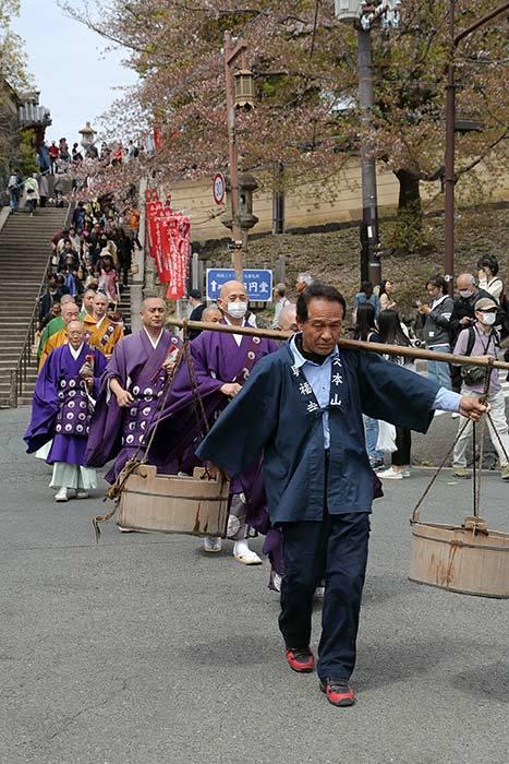 興福寺 放生会3