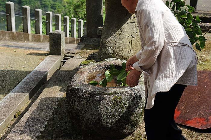 桃香野八幡神社 弁天一万度祭1