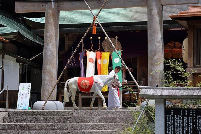 丹生川上神社下社 例祭2