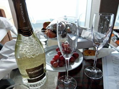コスタクルーズ061スパークリングワイン