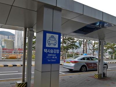 コスタクルーズ082釜山国際ターミナル