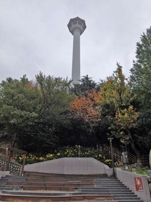 コスタクルーズ085釜山タワー