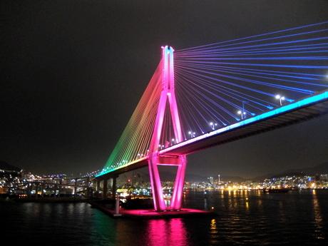 コスタクルーズ094釜山港大橋