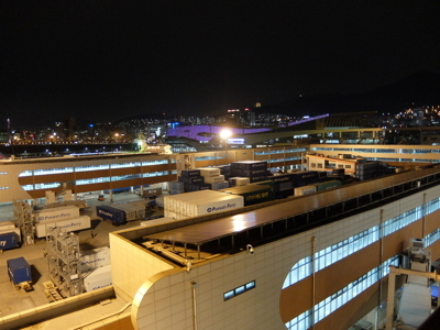 コスタクルーズ100釜山国際ターミナル
