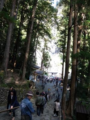 コスタクルーズ134那智滝飛瀧神社