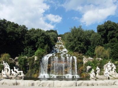 カゼルタ宮殿庭園4