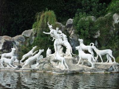 カゼルタ宮殿庭園5
