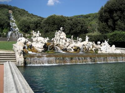 カゼルタ宮殿庭園7