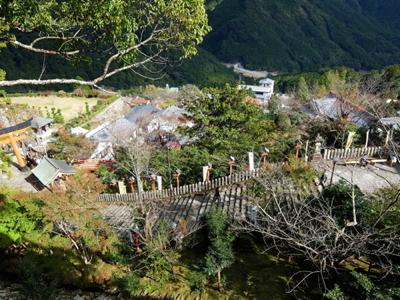 コスタクルーズ150熊野那智大社階段