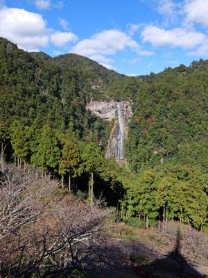 コスタクルーズ152三重塔から那智滝