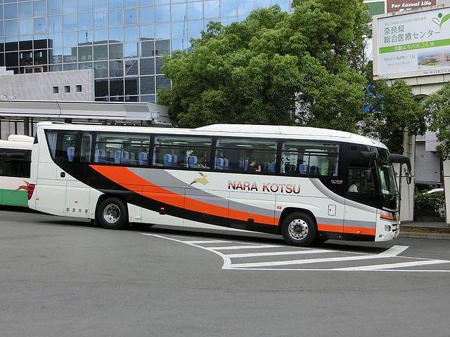 県 バス センター 奈良 医療 総合