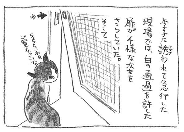 3-無様な網戸