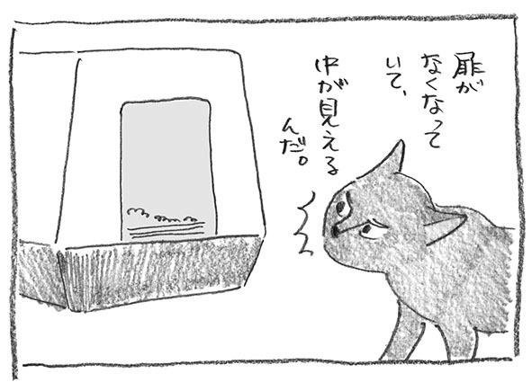 3-0513扉ない