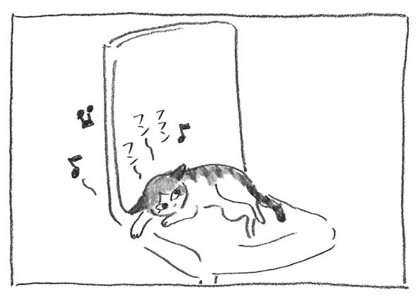 1-0604鼻歌李子