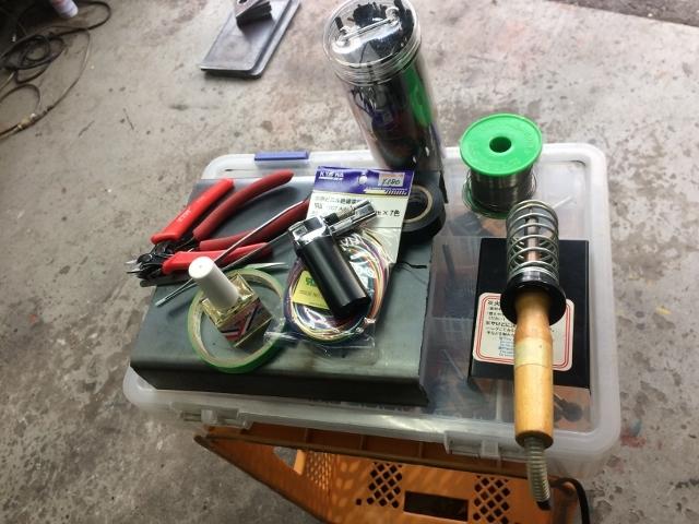 トラックLED線材加工 (2)