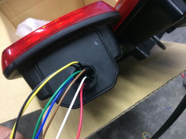 トラックLED線材加工 (6)
