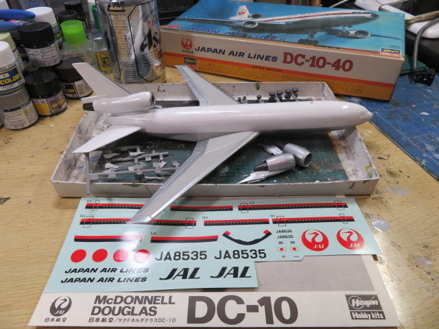 DC-10 JAL 1/200 の4