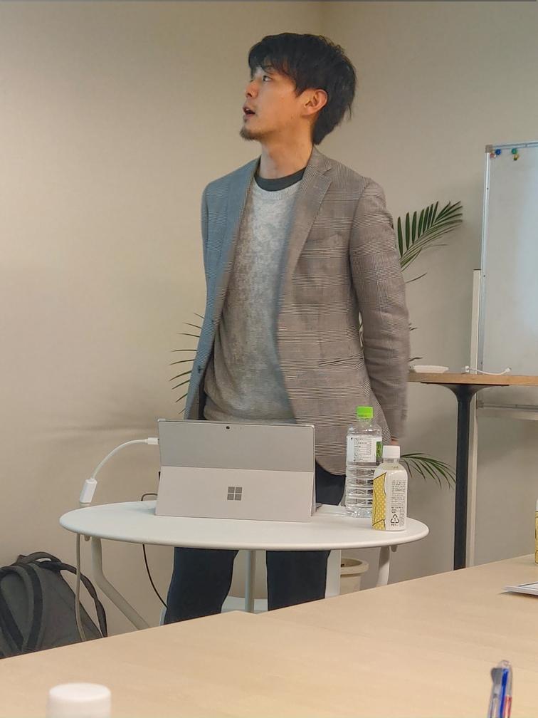 日本クラウドキャピタル代表取締役大浦学氏COO