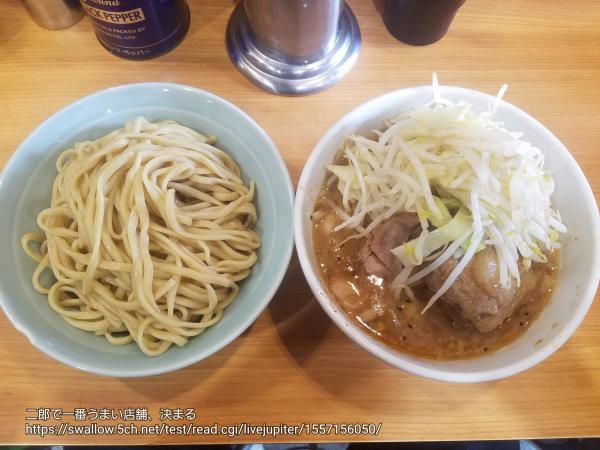 【豚J民集合】ラーメン二郎で一番旨い店舗、決まる