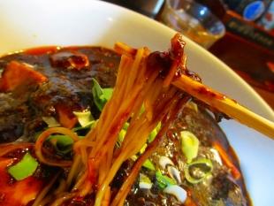 龍馬軒 麻婆麺 麺