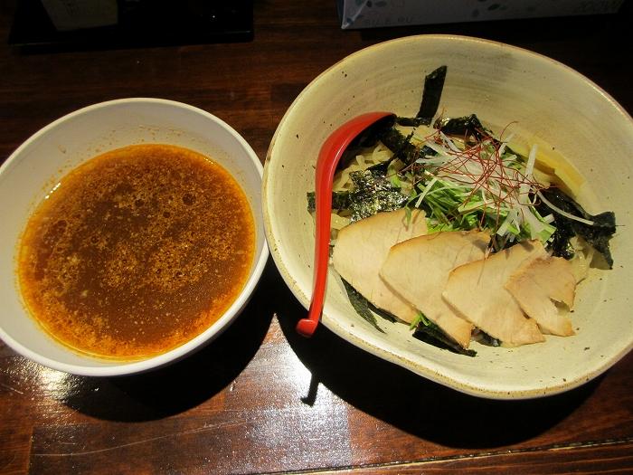 えび蔵 鯛出汁つけ麺