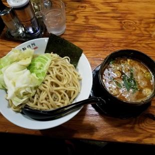 中田製作所 海老つけ麺