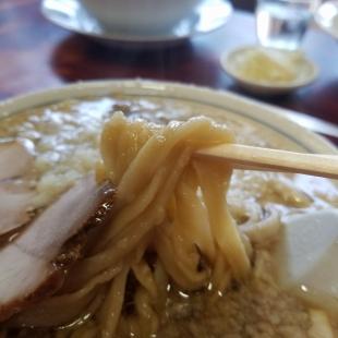 杭州飯店 中華そば 麺