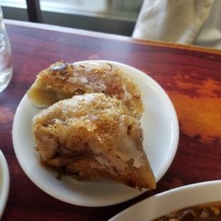 杭州飯店 餃子