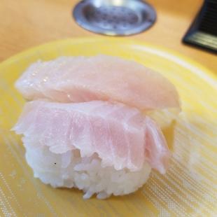 かっぱ寿司 寿司 (2)