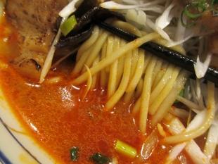 ななひら 辛ちゃねぎタンメン 麺スープ