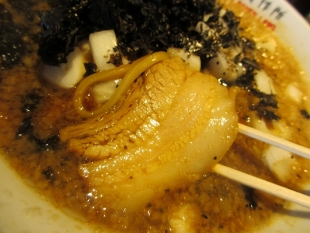 中田製作所 白子玉葱アゴダシ背脂ブラック チャーシュー
