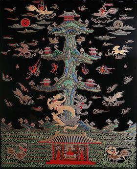 12弥山世界須図
