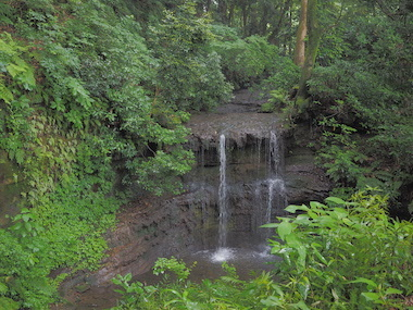 1陰陽の滝