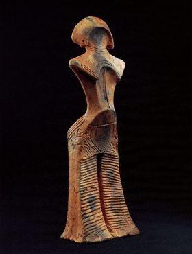 2縄文の女神山形舟形中期