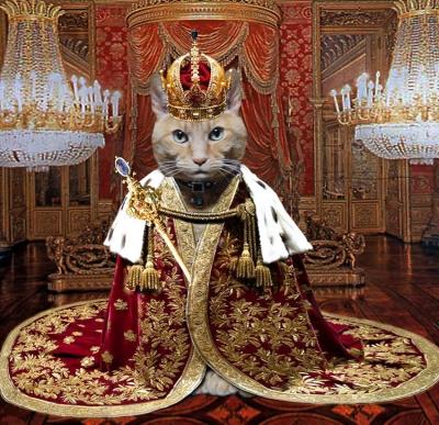 サルスエラ宮殿の陛下