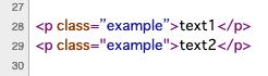 Chromeによるソースのチェック画像