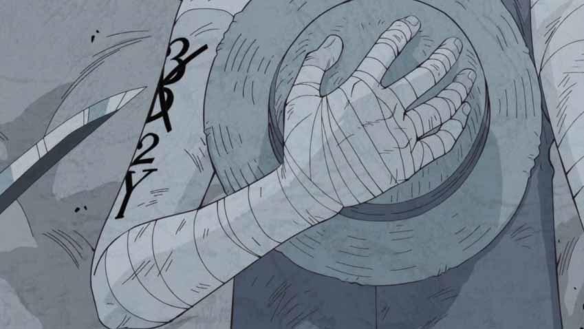ワンピース アニメ ルフィ