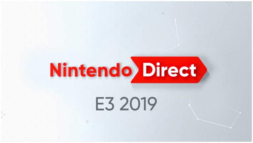 ニンテンドーダイレクト E3 2019