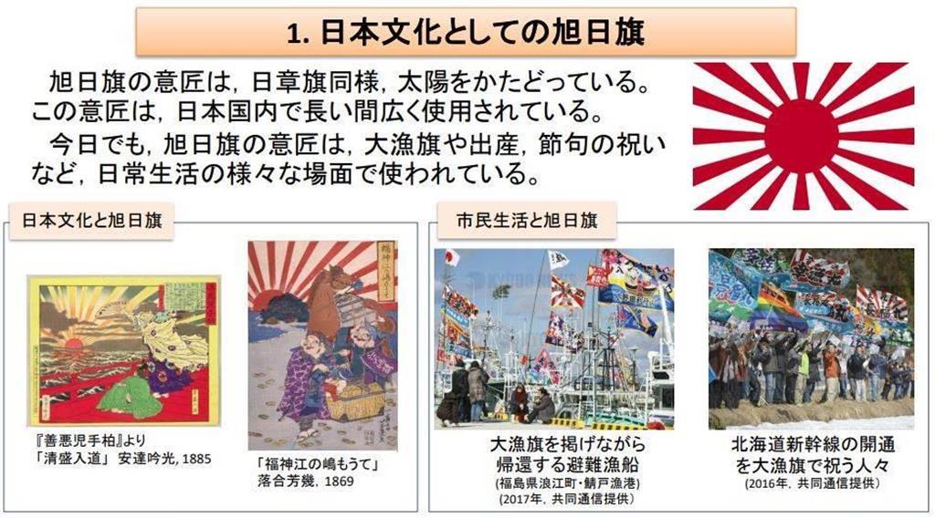 wor1905250019-p1_旭日旗の由来の説明(外務省のホームページから)