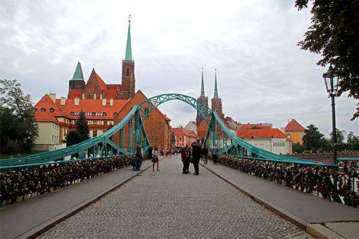 Most Tumski ツムスキ橋