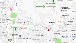 PatissierYama地図