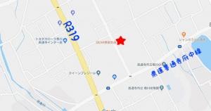 DEAR原田本店地図