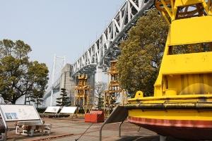 瀬戸大橋と東山魁夷美術館23