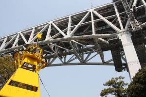 瀬戸大橋と東山魁夷美術館24